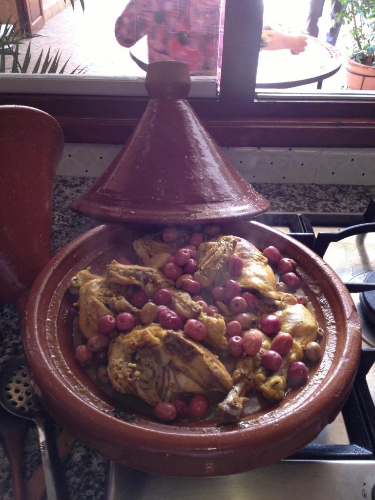 Marokanische Küche